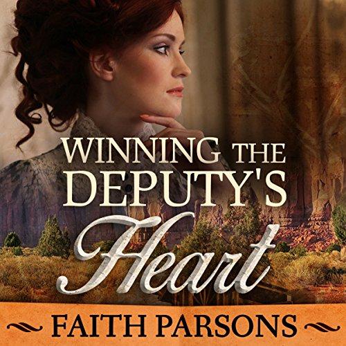 Winning the Deputy's Heart audiobook cover art