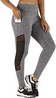 ZYUEER Soutien Gorge Sport et Pantalons Collants de Yoga Sport Mode Brassi/ère Minceur Leggings Serr/és pour Femmes Pas Cher