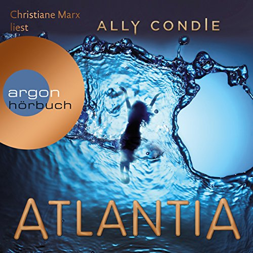 Atlantia audiobook cover art