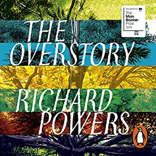 The Overstory cover art