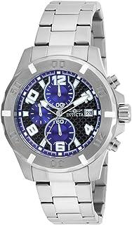 Invicta 17717 Reloj Análogo para Hombre, color Plata