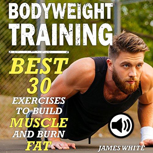 Bodyweight Training audiobook cover art