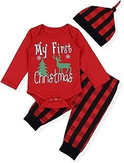 Best newborn boy christmas outfit Reviews