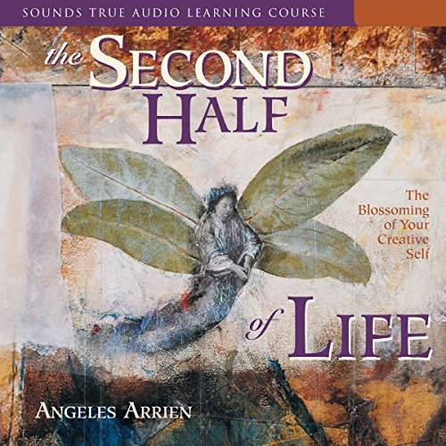 The Second Half of Life audiobook cover art