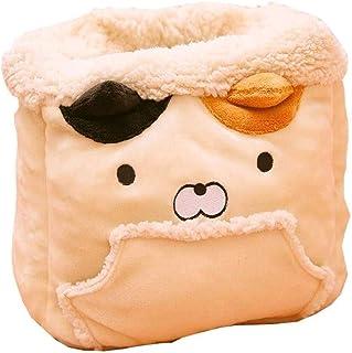 MAOSHE Pet Bag Multi-Function Pet Nest Sleeping Bag Can Be Deep Sleep Can Warm Hand Treasure Pet Embroidery (Color : B)