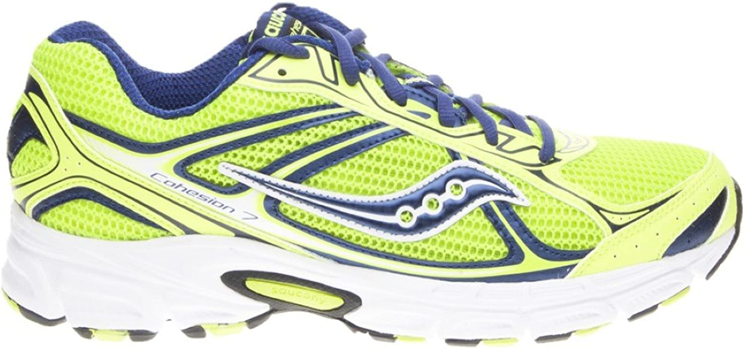 Saucony Men's Cohesion 7 Running shoes Yellow yellow