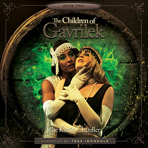 The Children of Gavrilek audiobook cover art