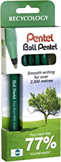 Pentel R50 Recycology Pack - Assorted