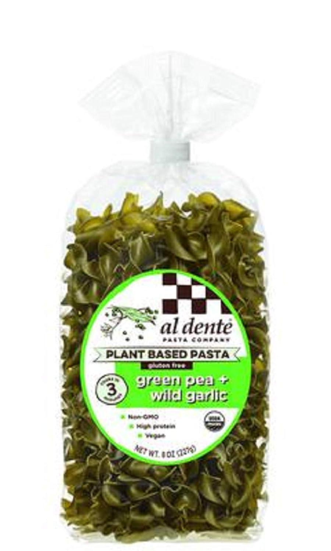 Al Ranking TOP9 Dente Fresh Non-Gmo Noodles Plant Pea Based Plus Denver Mall Wild Green