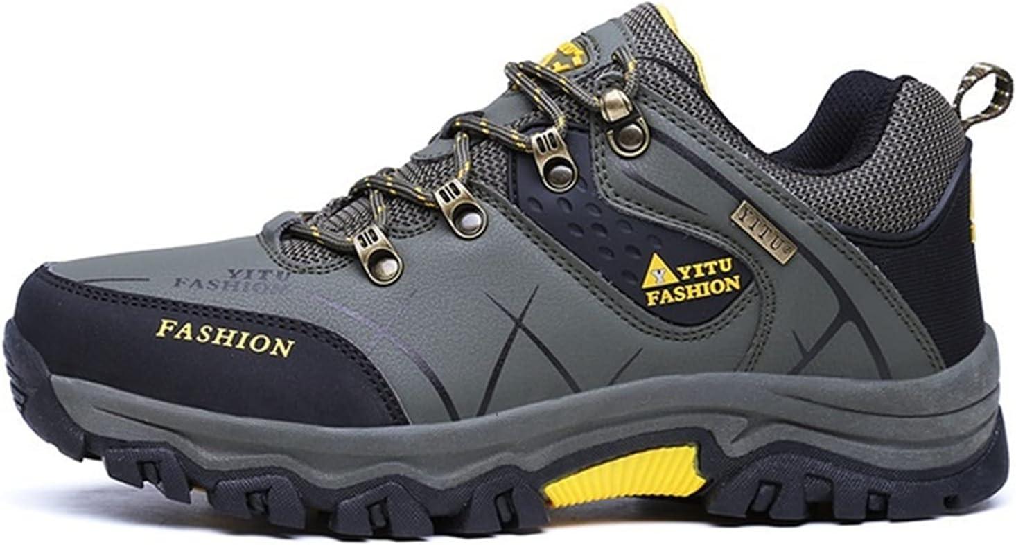KMKM Men Sneakers Outdoor Shoes Waterp Hiking Trekking New Max 76% OFF popularity