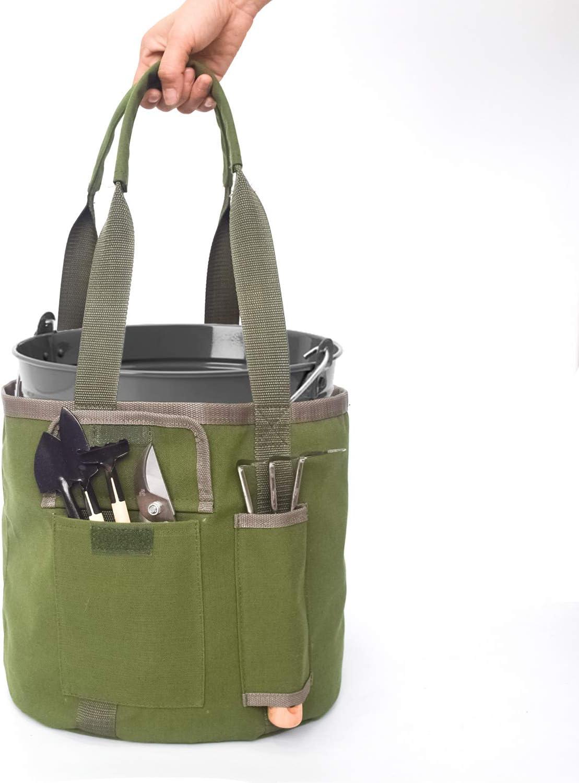 Garden Max Excellent 67% OFF Tool Organizer Bucket 5.5 for Tools Gallon Gardening Bag