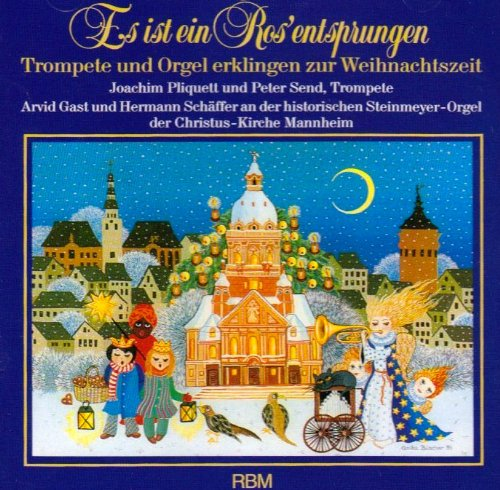 Es Ist Ein Ros Entsprungen - Trompete und Orgel erklingen zur Weihnachtszeit