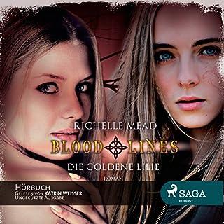 Die goldene Lilie (Bloodlines 2) Titelbild