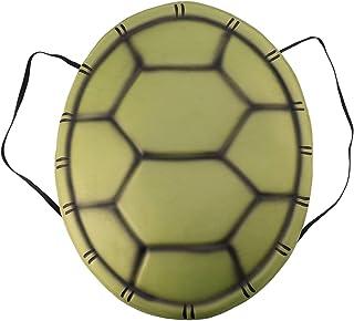 زي KESYOO Turtle Shell زي إيفا الجدة السلحفاة حقيبة ظهر كورا سوبر ماريو التنكري التنكري للأطفال لحفلات الكرنفال الهالوين