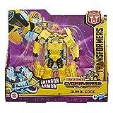 Transformers Spielzeug Cyberverse Ultra-Klasse Bumblebee Action-Figur, lässt sich für mehr Power mit der Energon Armor kombinieren – Für Kinder ab 6 Jahren, 17 cm