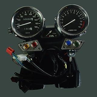 Fast Pro Motorrad Tachometer, Kilometerzähler, Tachometerinstrument, für Motorrad