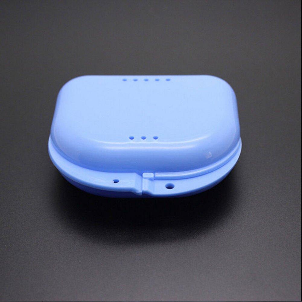 Grey990 Portable Care Denture Classic Special price Box Container Teeth False Storage