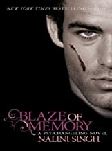 Blaze of Memory: Book 7 (Psy-Challenging)