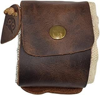 Artisan Canvas Foraging Pouch (Collapsible) for Hiking...