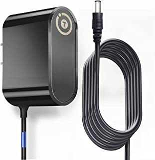 T-Power (6.6ft Long Cable) Ac Dc Adapter Compatible with Akai MP6-1 MPK25 MPK49 MPK61 MPK88 SYS1193-0606-W2 MPD32 MPD24 MPD26 MPD25 Professional SynthStation 25 Key MIDI Keyboard,Control Drum Machines