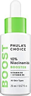 Paula's Choice BOOST 10% Niacinamide Booster, Vitamin B3, Vitamin C & Licorice Extract Serum, Pore Minimizer, Full Size 20 ml