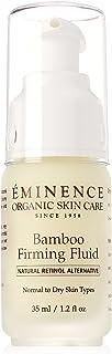 Eminence Organic Skincare Bamboo Firming Fluid, 1.2 Ounce