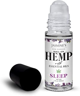 sleep essential oil by Jasmine's Herb Gardens