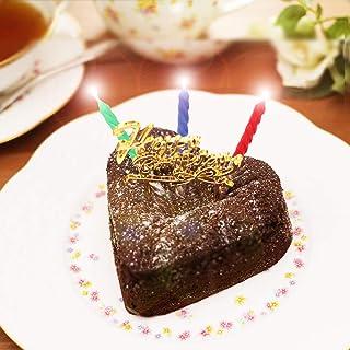 誕生日ケーキ バースデーケーキ チョコ ガトーショコラ / 完熟フレンチショコラ ハート 4号 1~2人前 (配送日指定)