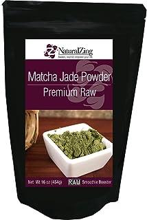 Liquid Jade Powdered Matcha Green Tea (Organic) 16 oz