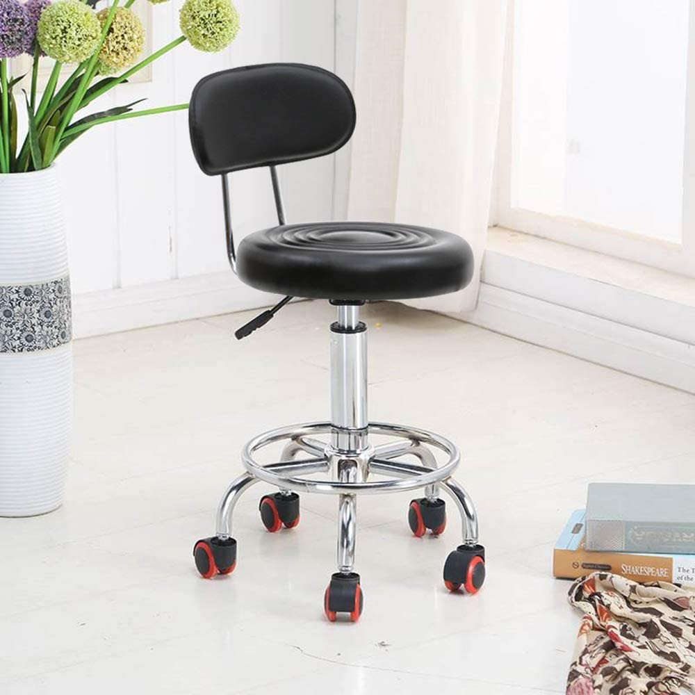 Free Shipping Cheap Bargain Gift NUFR Home Rolling Drafting National products Chair Salon Adjustable Massage Swivel