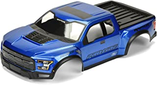 Pro-line Racing 1/10 2017 F-150 Raptor True Scale Body, Blue, (Mount Kit Required), PRO346113