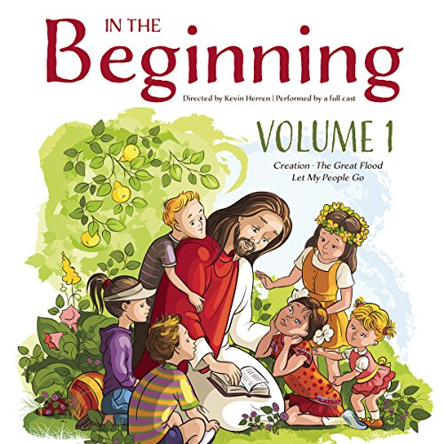 In the Beginning, Vol. 1 audiobook cover art