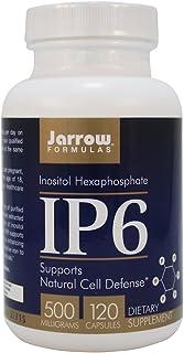 Jarrow Formulas IP6 イトシノール6リン酸 500 mg 120野菜カプセル