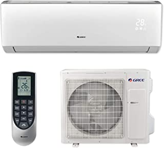 GREE VIR24HP230V1B - 24,000 BTU 20 SEER Vireo+ Wall Mount Ductless Mini Split Air Conditioner Heat Pump 208-230V