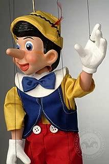 Pinocchio Cartoon Puppet. 14