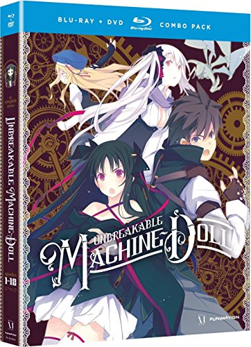Unbreakable Machine Doll (Blu-ray/DVD Combo)