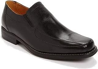 sandro moscoloni Men's Berwyn Slip On Shoe (Black, 10)