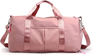 ZZZ Dry And Wet Separation Shoulder Fitness Bag Fitness Bag Travel Bag Portable Large Capacity Messenger Bag Duffel Bag Sports Bag Canvas Shopping Messenger Bag Storage Bag High Capacity fashion