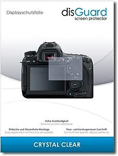 Upscreen scratch Pellicola protettiva per display per Canon EOS 6d Mark II antigraffio