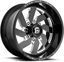 FUEL Turbo NB -BLK MIL Wheel with Painted (22 x 12. inches /8 x 170 mm, -43 mm Offset)