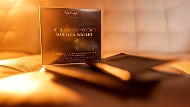 Paul Harris Superslim Hip Pocket Mullica (Online Instructions) and Tim Trono