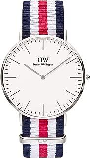 Daniel Wellington Men Classic Canterbury, Silver 40 mm - DW00100016