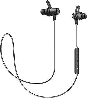 SoundPEATS Bluetooth hoofdtelefoon Sport in-ear hoofdtelefoon V5.0 Magnetische headset Stereo AptX Draadloze oordopjes IPX...