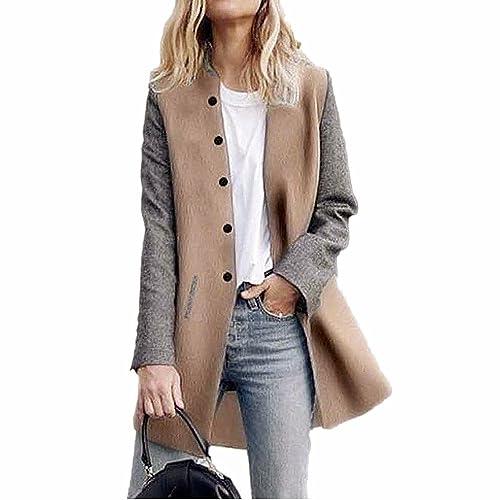 cappotto da donna lana