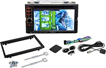 Kenwood DNX6190HD In-Dash 2-DIN Head Unit Car Stereo