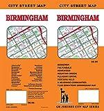Birmingham, Alabama Street Map