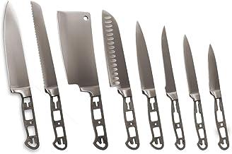 Kitchen Knife Blade Blank - S078 8pc Set