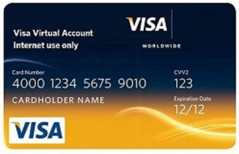Virtual Credit Card (VCC) $8 Preloaded : Amazon.de: Games