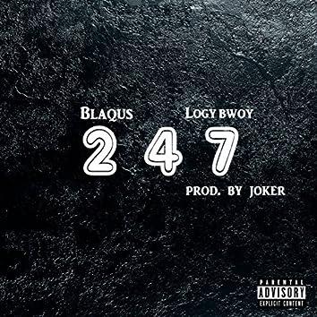 247 (feat. Logy Bwoy)