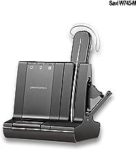 Plantronics (86507-21) Savi W745-M Multi Device Wireless Headset System